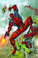 Deadpool Corps Vol 1 6 Textless