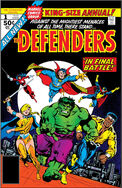 Defenders Annual Vol 1 1