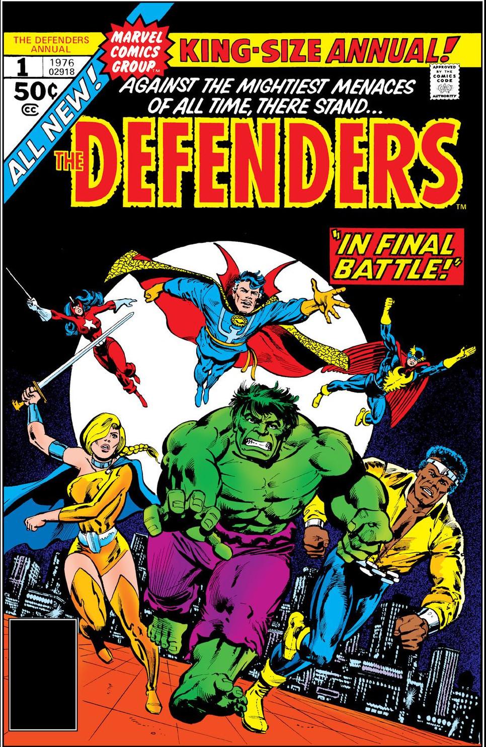MarvelS Defenders