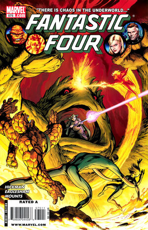 Fantastic Four Vol 1 575