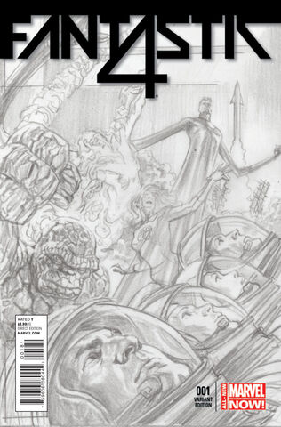 File:Fantastic Four Vol 5 1 Marvel Comics 75th Anniversary Sketch Variant.jpg
