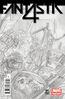 Fantastic Four Vol 5 1 Marvel Comics 75th Anniversary Sketch Variant