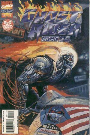 Ghost Rider 2099 Vol 1 14