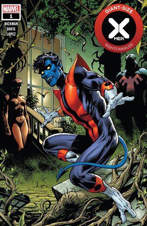 Giant-Size X-Men Nightcrawler Vol 1 1
