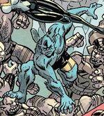 Henry McCoy (Earth-TRN783) from Deadpool's Art of War Vol 1 4