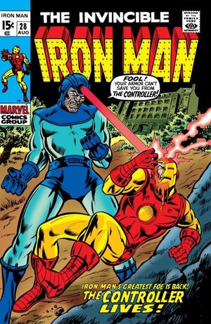 Iron Man Vol 1 28