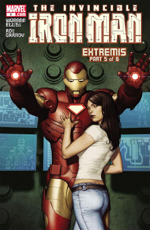 Iron Man Vol 4 5