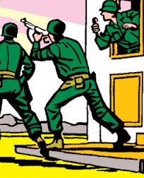 Joe (US Army) (Earth-616) from Tales to Astonish Vol 1 59 001