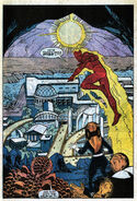 Land Within from Fantastic Four Vol 1 314 001