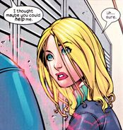 Laurie Collins (Earth-616) from New Mutants Vol 2 2 0001