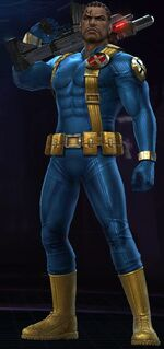 Lucas Bishop (Earth-TRN012) from Marvel Future Fight 001