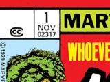 Man-Thing Vol 2 1