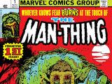 Man-Thing Vol 2 1