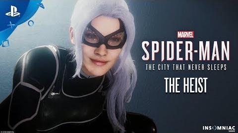 Marvel's Spider-Man The Heist – DLC 1 Teaser PS4