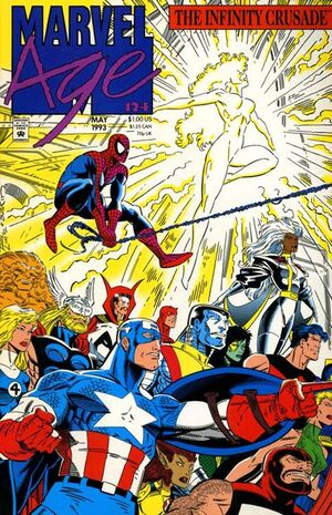 Marvel Age Vol 1 124