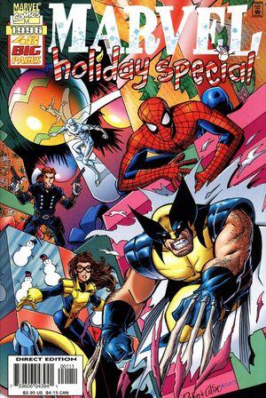 Marvel Holiday Special Vol 1 1996