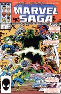 Marvel Saga the Official History of the Marvel Universe Vol 1 18