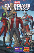 Marvel Universe Guardians of the Galaxy Vol 2 12
