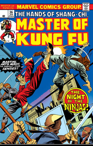 Master of Kung Fu Vol 1 36