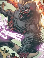 Miklho (Earth-13264) from Age of Ultron vs. Marvel Zombies Vol 1 3 0001