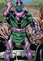Nathaniel Richards (Kang) (Earth-14101) from Avengers Assemble Featuring Captain Citrus Vol 1 3