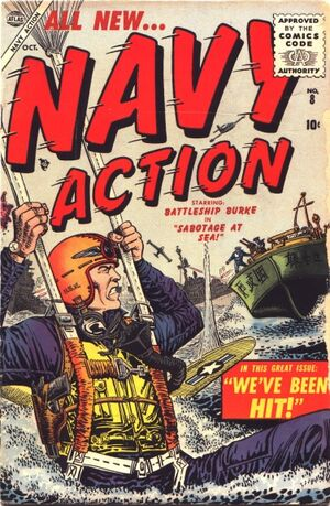 Navy Action Vol 1 8