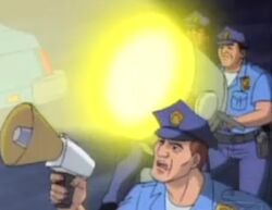 New York Police Department (Earth-92131) from Spider-Man The Animated Series Season 3 11 0001