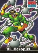 Otto Octavius (Earth-616) from Marvel Legends (Trading Cards) 0001