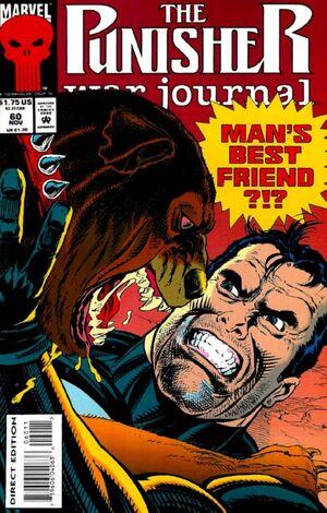 Punisher War Journal Vol 1 60