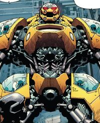 Quintronic Man (Earth-616) from Indestructible Hulk Vol 1 3 001
