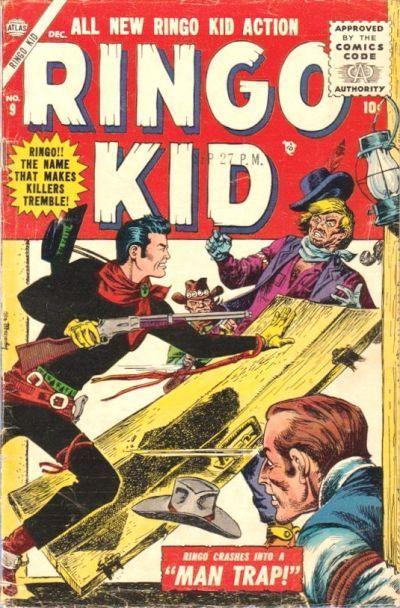 Ringo Kid Vol 1 9