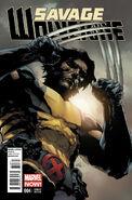 Savage Wolverine Vol 1 4 Leinel Yu Variant