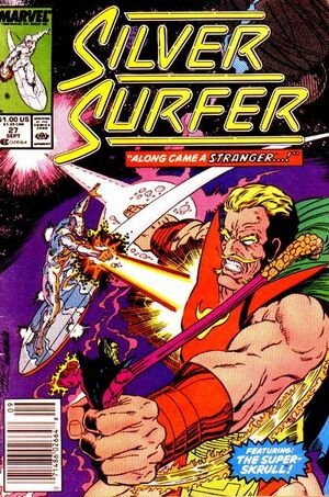 Silver Surfer Vol 3 27