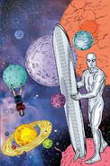 Silver Surfer Vol 8 10 Textless