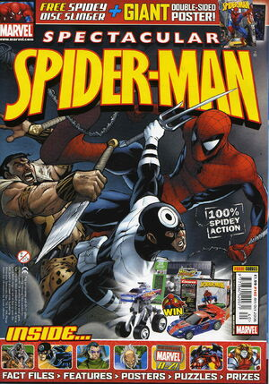 Spectacular Spider-Man (UK) Vol 1 140
