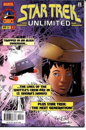Star Trek Unlimited Vol 1 3