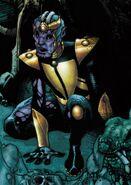 Thanos (Earth-616) from Thanos Rising Vol 1 1 003