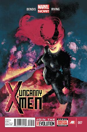 Uncanny X-Men Vol 3 7