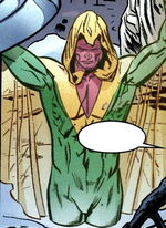 Vision (Earth-9997) from Universe X Vol 1 12 0001