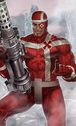 William Cross (Earth-616) from Marvel War of Heroes 001