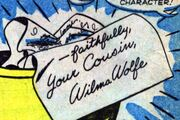 Wilma Wolfe from Patsy and Hedy Vol 1 86