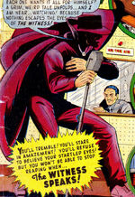 Witness (1949) (Earth-616) from Witness Vol 1 1 Cover 0002