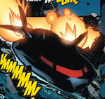 X-Men Blackbird from New X-Men Vol 2 29 0001