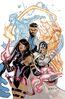 X-Men Fantastic Four Vol 2 3 Textless