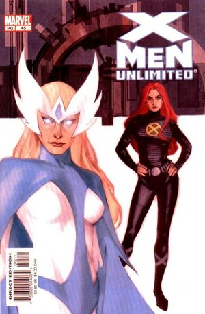 X-Men Unlimited Vol 1 45