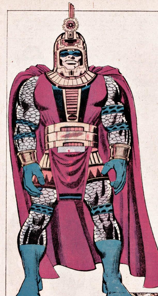 Marvel Ajak