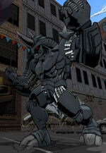 Alexander O'Hirn (Earth-TRN005) from Ultimate Spider-Man (video game) 0001