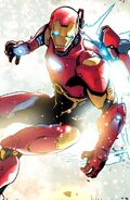 Anthony Stark (Earth-616) from Tony Stark Iron Man Vol 1 1 005
