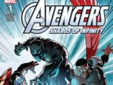 Avengers: Shards of Infinity Vol 1 1