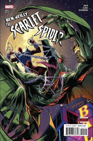 Ben Reilly Scarlet Spider Vol 1 21